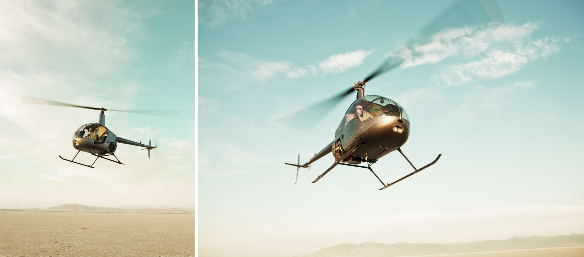 Upper Limit Aviation | Helicopters | Skylar Nielsen Photography