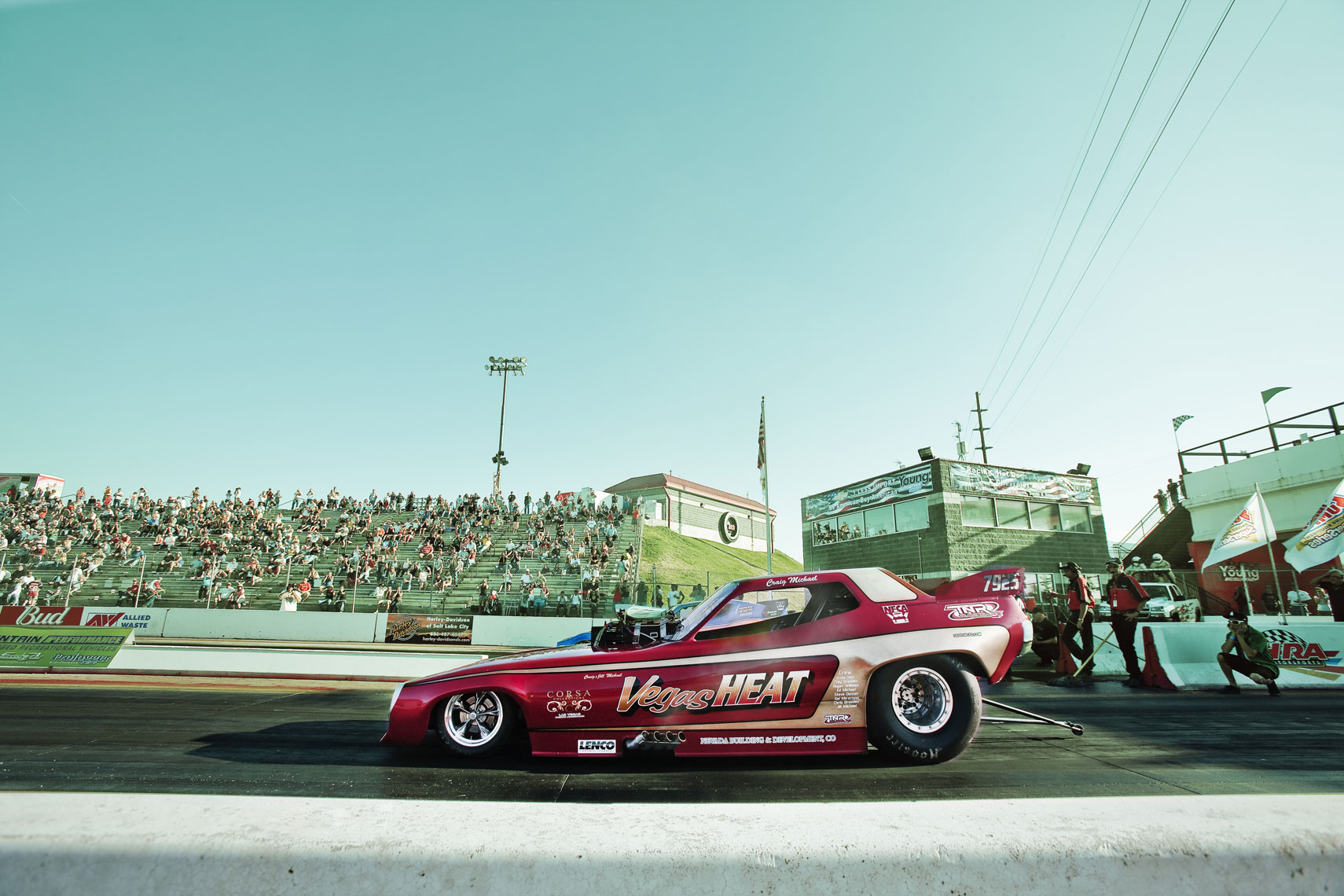 Drag Racing | Skylar Nielsen Photography